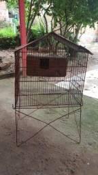 Viveiro de pássaros