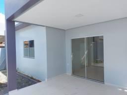 casa podendo financiar em residencial fechado( 2 quartos s/1suite closet)