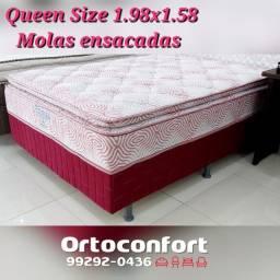 Cama Queen Luxo >>