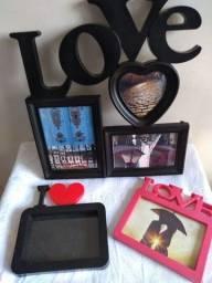 Kit porta-retratos love