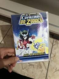 Cavaleiros do zodíacos coletânea todos os dvds