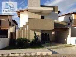 Ótima Casa em Condomínio Fechado, Próximo Av. Ayrton Senna, Natal