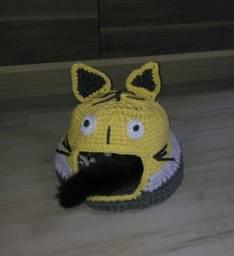 Cama de gato - estilo caverna
