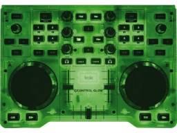 DJ Controladora Glow Hercules Nova