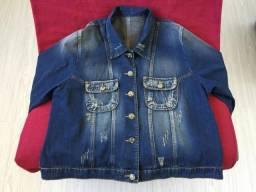 Jaqueta de Brim