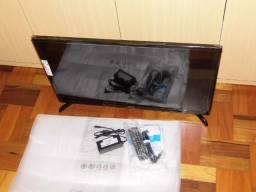 Barbada Tv Samsung led 32 pol UN32J4000 função futebol internet zerada em P.Alegre-rs