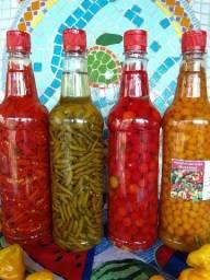Pimentas Malagueta