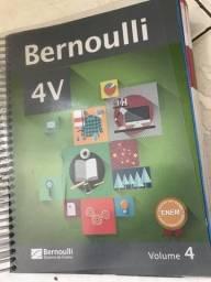 Livro integrado bernoulli