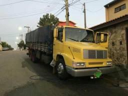 Mercedes BENZ 1218 truck - 1995