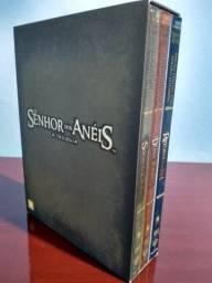 Box Trilogia O Senhor Dos Anéis Edição Estendida 12 Dvd's