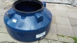 Caixa de Água tipo Tanque com Tampa de Rosca 500 L Novo