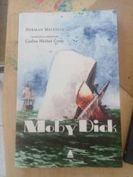 Livro Moby Dick