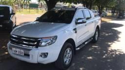 VENDO OU TROCO ford ranger limited 3.2 4x4 cd 20v diesel 4p automático 2013/2013 - 2013