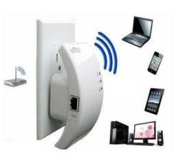 Repetidor Wifi, Amplificador Sinal Wi-fi Botão Wps