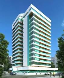 Lançamento de 200m² Vista Mar na Abdon Arroxelas Edf. Raul Santana