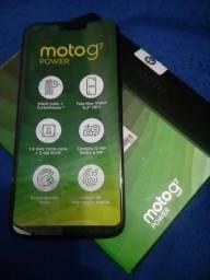 Moto G7 Power Zerado