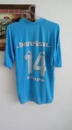 Camisa Grêmio 2002 de jogo G