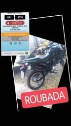 BROS 160 ROUBADA dou recompensa de 1.000 reais - 2018
