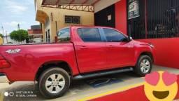 """Aproveite essa Linda Hilux Srv 4x4 Diesel 2016/2016 Automática, completa'' - 2016"