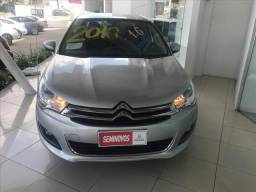 CITROËN C4 LOUNGE 1.6 TENDANCE 16V TURBO FLEX 4P AUTOMÁTICO - 2016