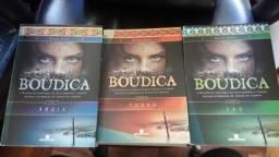 Coleção boudica 3 livros por 20,00