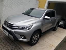 Hilux srx 4x4 aut. 2017 R$ 151.000,00 só hoje - 2017