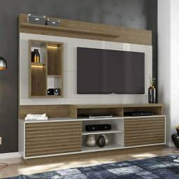 Home Eldorado Linea Brasil para TV até 65'' 4 Nichos e LED