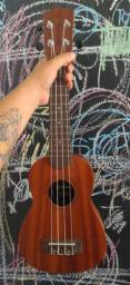 Ukulele Strinberg Soprano UK06S MGS Fosco + Capa Encordoador