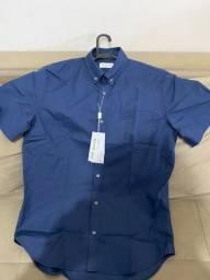 Camisa original Lacoste , manga curta tams P, G e GG