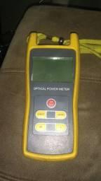 Medidor fibra optical