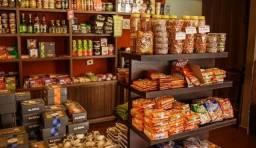 Excelente Loja de Produtos Naturais com Hortifruti, Mercado e Bebidas em Mauá
