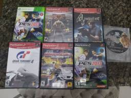 Jogos de Playstation 2 e Xbox 360 originais à partir de 50$  (Envio para todo Brasil)