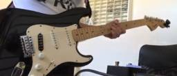 Guitarra Squier Affinity Stratocaster