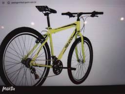 Bicicleta aro 29 21 marcha