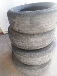4 pneus 195/65 R15