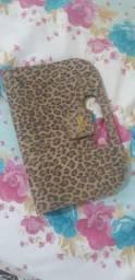 Bolsa de mão onça