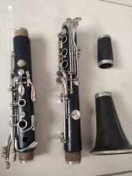 Clarinete Bb Buffet Crampon R13 Prestige de ébano
