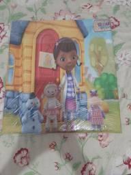 Colcha Infantil Doutora Brinquedos