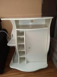 Vendo rack branco