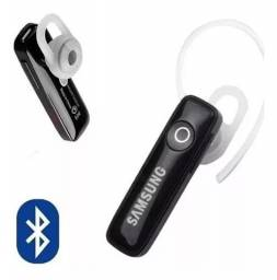 Fone Bluetooth Ouvido Samsung Estéreo Headset<br><br>