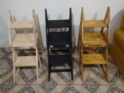Cadeira 2 em 1.