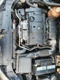 Peugeot 206 SW automático - 2008