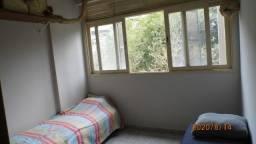 Sala Living com 33m² no Centro em São Vicente