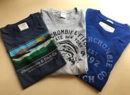 Camisetas Abercrombie originais