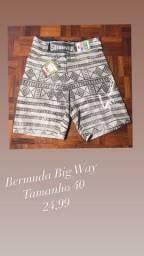 Bermudas Big way