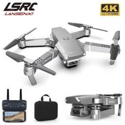 Mini Drone E68 Pro Com Câmera / Super Promoção!!!