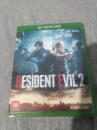 Jogo Residente Evil 2 Xbox one