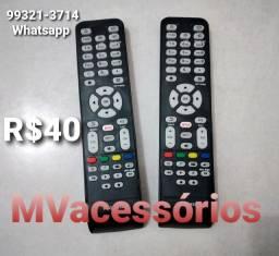 Controle AOC smart tv R$40