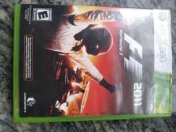 Jogo Xbox 360 Formula 1 2011