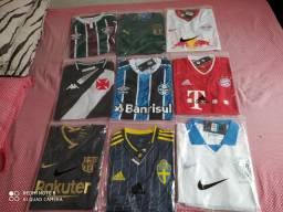 Camisa de time importada thailandesa